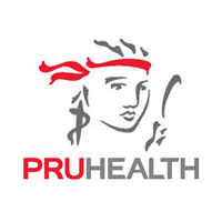 We are registered with Pruhealth